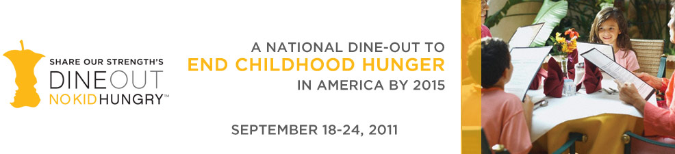 Share Our Strength: No Kid Hungry